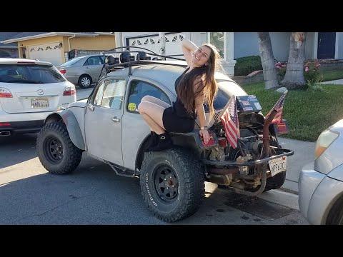 Girls LOVE Baja Bugs 😍