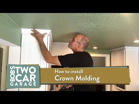 installing-crown-molding-in-your-kitchen