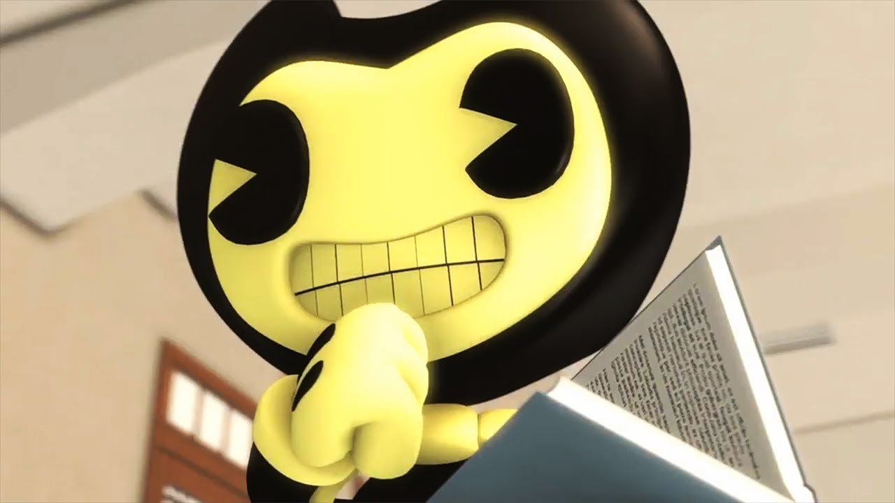 Sfm Bendy And The Ink Machine Five Nights At Freddys Bendy School Animation 2