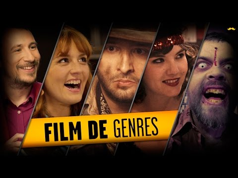 Le film de genres (Julien Pestel)