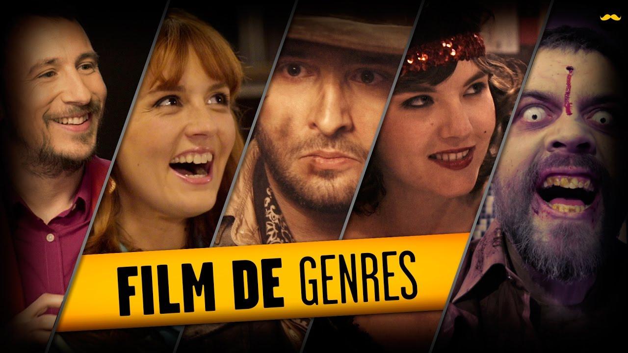 Le film de genres (Julien Pestel)