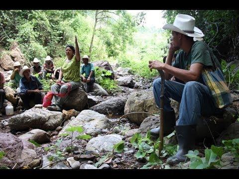 La Voz Lenca No Se Calla (documental sobre Berta Cáceres y COPINH)