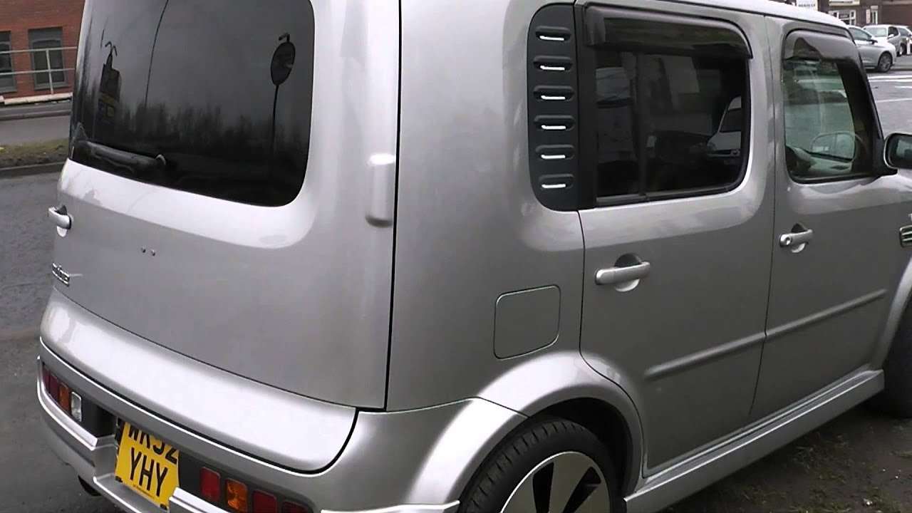 nissan cube youtube. Black Bedroom Furniture Sets. Home Design Ideas