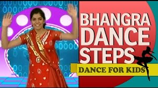 Dance Steps For Beginners: Punjabi Bhangra Dance Steps