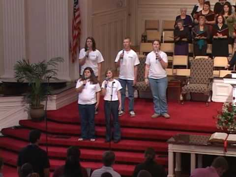 One Voice Student Choir Praise Team Part 1