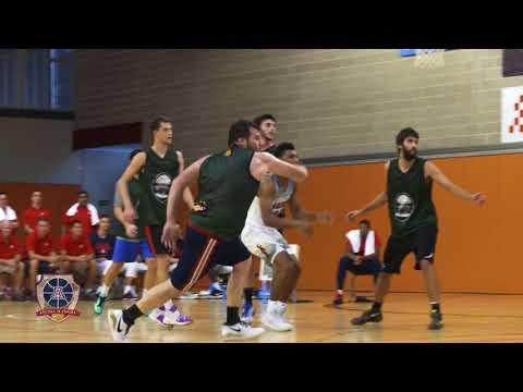 Arizona Basketball Highlights from 99-74 Win Over Mataro All-Stars