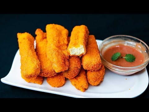 Crunchy Egg Fingers ! Crispy Egg Fingers Recipe | Easy Snacks Recipe | Toasted