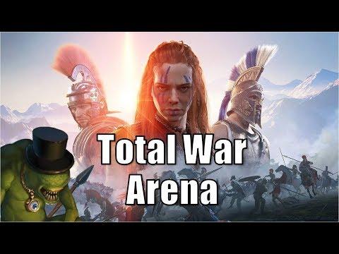 Total War Arena. Первая Игра