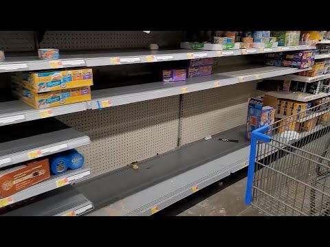 Why Stores Are Out of All Kinds of Items Right Now