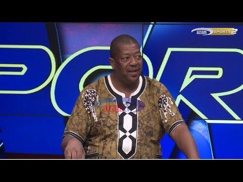"SPORTS AM: Charles Hilary Mkongwe wa utangazaji kabumbu Tanzania na Uingereza"" afunguka!!"
