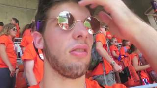 College Life (Vlog 5-Clemson University)