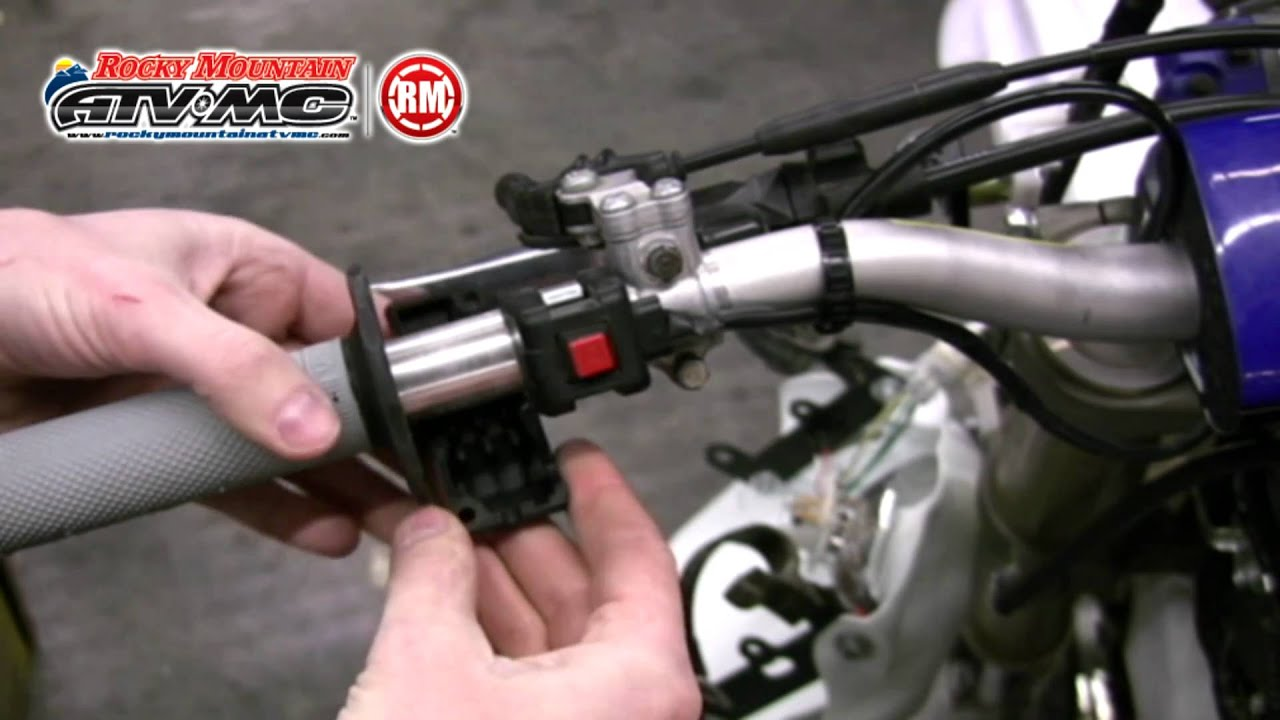 Honda 400ex Wiring Diagram Tusk Compact Control Switch Installation Enduro Lighting