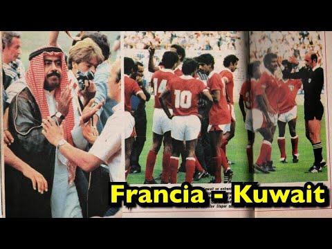 Quando lo sceicco, scese in campo e fece annullare un gol ai mondiali - Storia del calcio #51