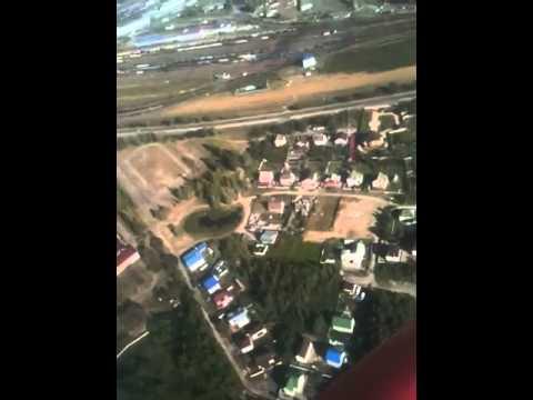 Полет над Ковшовкой