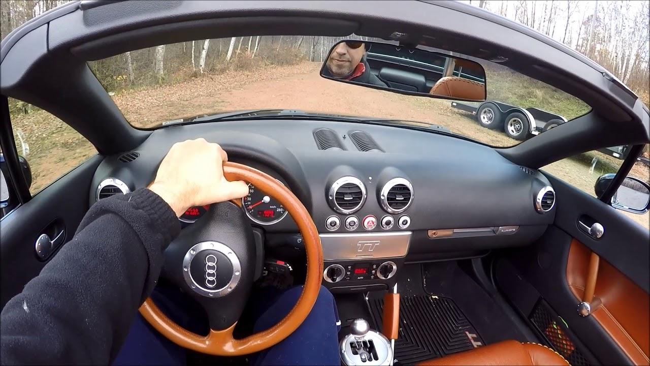 Kelebihan Audi Tt 2001 Perbandingan Harga
