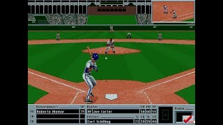 Sneak Peeks 2: FPS Baseball Pro 94 features