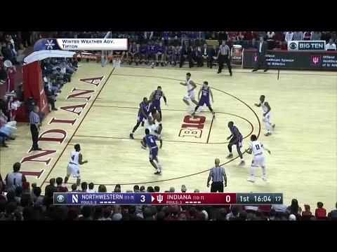IU vs. Northwestern