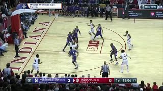 IU vs. Northwestern