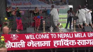 Kati Ramri - Nepali Mela UK 2015- Pun Samaj UK