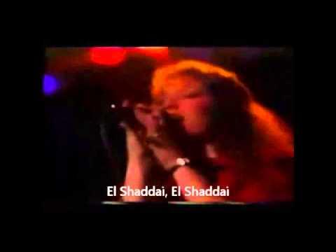 El Shaddai   Amy Grant  legendado em português 1985