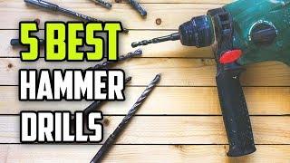 ☑️ Hammer Drill: 5 Best Hammer Drills | Dotmart