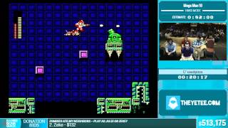 Mega Man 10 by usedpizza in 37:28 - Summer Games Done Quick 2015 - Part 112