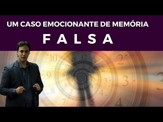 Uma história EMOCIONANTE envolvendo memória falsa