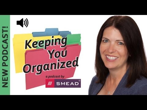 Overcoming Overwhelm with an Organizer Coach - Keeping You Organized Podcast 039