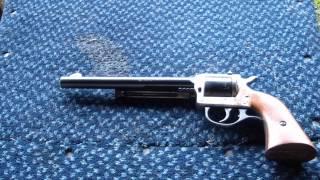 H&R model 676 .22lr revolver: First pistol