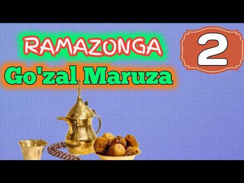 2-dars Ramazonda imonga