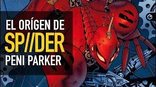 El origen de Sp//der l Peni Parker