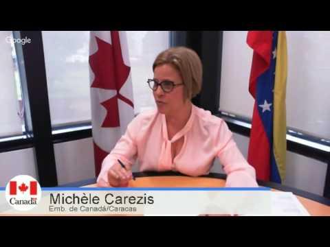 Sesión informativa solicitud de Visas para Canadá