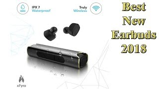 Video Top 7 - Best Wireless Earbuds With Hi-Tech Feature || Best Bluetooth Headphones 2018. download MP3, 3GP, MP4, WEBM, AVI, FLV Juli 2018
