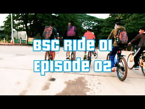 Bengaluru Soul Cyclists: Around The BEL Campus