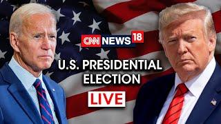 CNN News18 LIVE   Bihar Election Updates   India- US Bilaterals   Breaking News & Political Updates