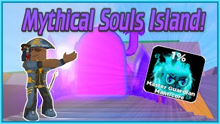 Unlocking Mythical Souls Island in Ninja Legends!