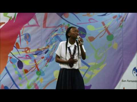 NGC San Fernando Festival Finals Secondary Music October 26, 2016