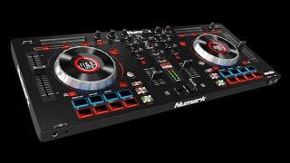 Demo Numark Mixtrack Platinum