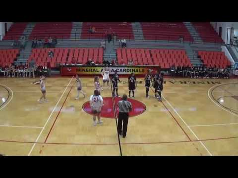 Women's Basketball - Mineral Area College vs. Arkansas Baptist College