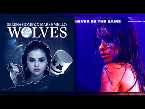 ''Never Be The Same Wolf'' | CONCEPT MASHUP (Camila Cabello feat. Selena Gomez)
