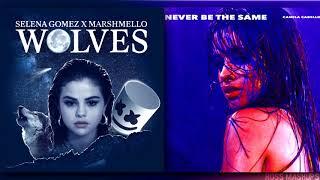 ''Never Be The Same Wolf'' | CONCEPT MASHUP (Camila Cabello feat. Selena Gomez) Mp3