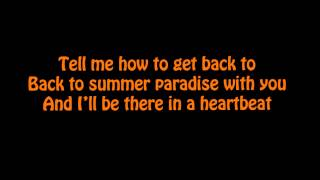 Summer Paradise Simple Plan feat Sean Paul [con testo]
