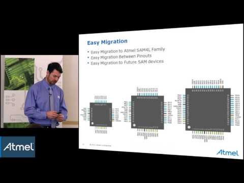 Atmel: Introduction to the SAM D20 ARM Cortex-M0+ MCU