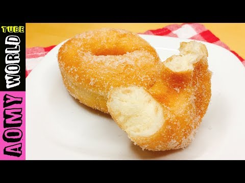 Doughnuts | Donut Recipe | Homemade Donuts | Soft & Fluffy & Moist Donut | YUMMY ❤
