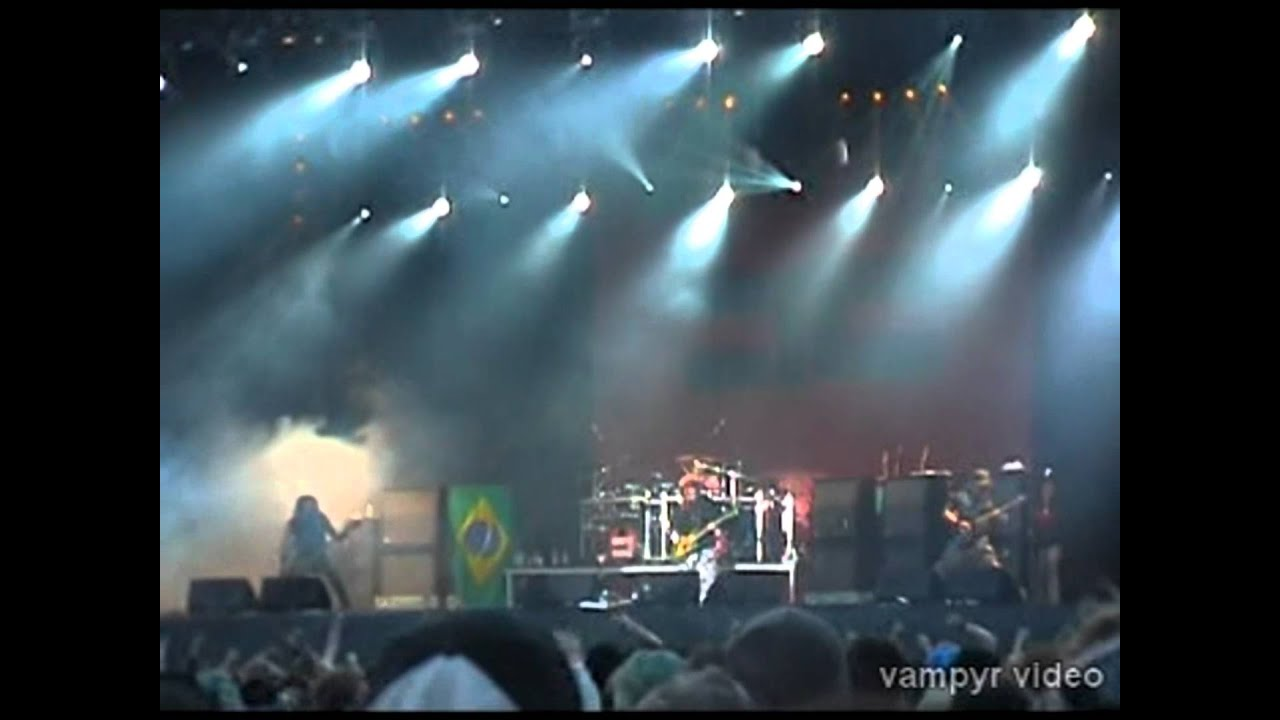 Cavalera Conspiracy - Download Festival 2008 HD