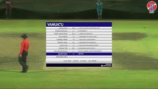 Malaysia T20i Bilateral Series 2019  Malaysia vs Vanuatu Match 5