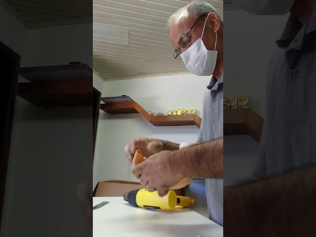 Confecção de Sapato Ortopédico Boa Pisada