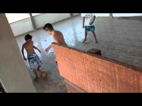 Ramon e Rafael 2 x 1 Matheus e Thalles 1 jogo