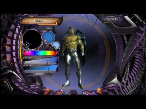 DC Universe Online: Character Creation + Gameplay