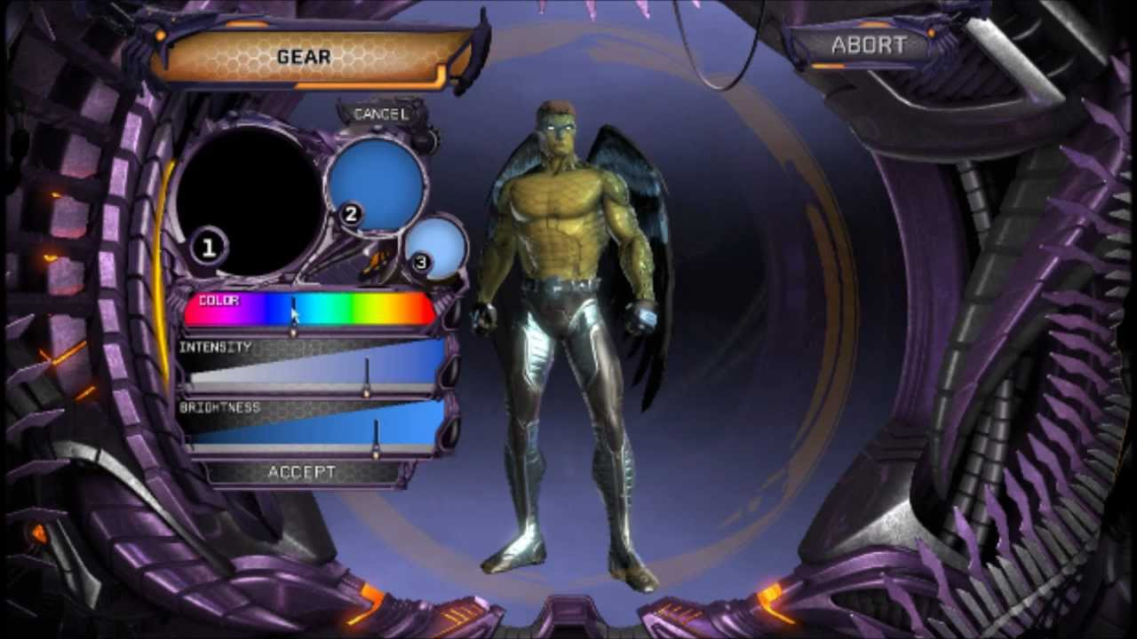 Dc Online Character Builds